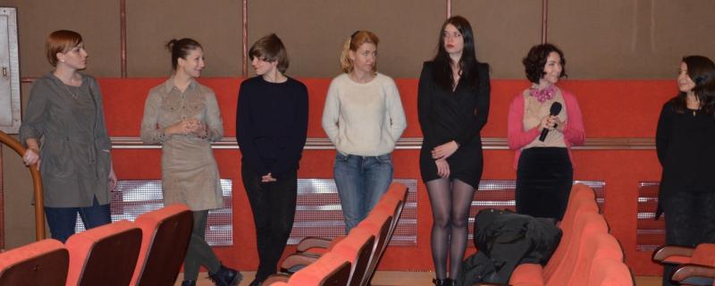 Zilele Femeii Cineast 2015